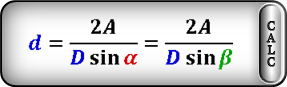 Formula for diagonal-8