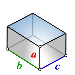 surface area parallelepiped