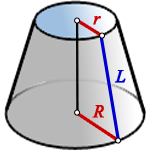 surface area truncated cone1