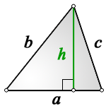 height arbitrary triangle 2