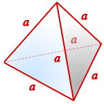 volume regular tetrahedron1