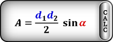 area of trapezoid d formula1