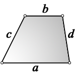area of trapezoid side