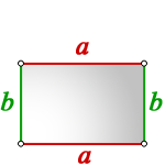 area rectangle