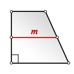 m right trapezoid
