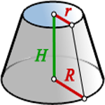 volume truncated cone1